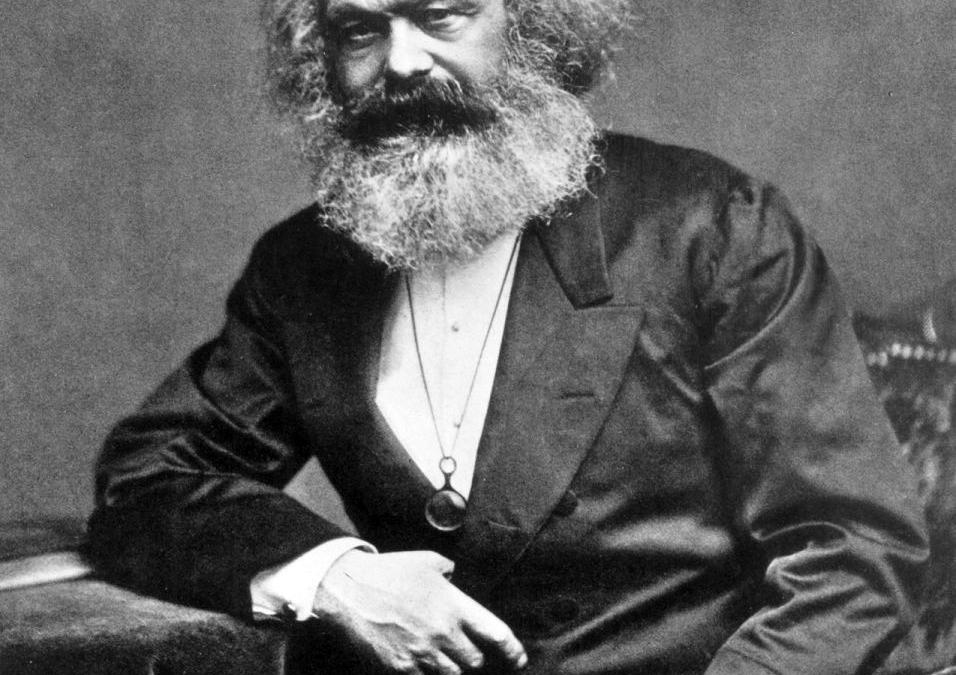 Actes del Bicentenari de Marx 8 i 15 d'octubre