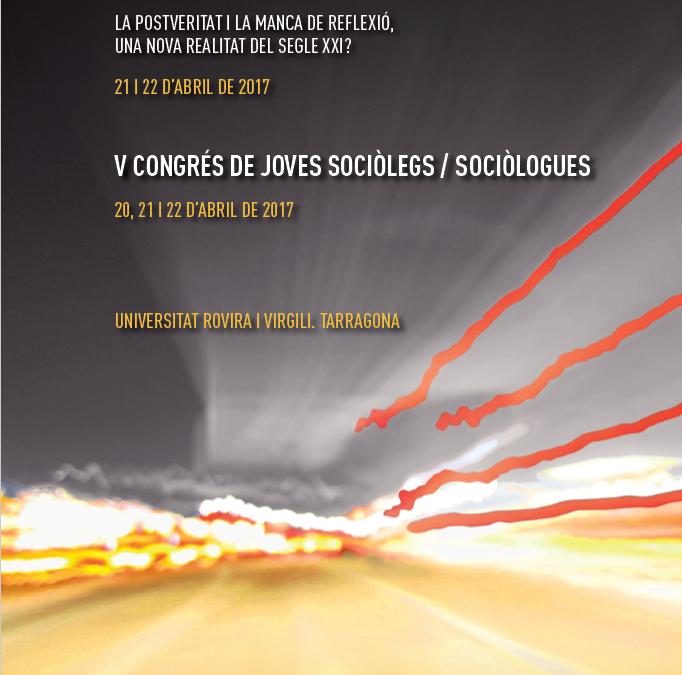 Llibre de resums VII Congrés Català de Sociologia i V de Joves Sociòlegs/logues