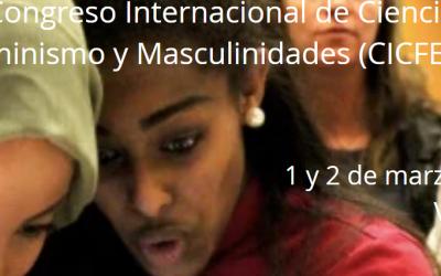 1er Congrés Internacional Ciència, Feminisme i Masculinitats (CICFEM)