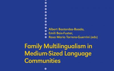 El llibre. Family multilingualism in medium-sized language communities, editat per Albert Bastardas Boada, Emili Boix-Fuster i Rosa Maria Torrens, a Peter Lang editions.