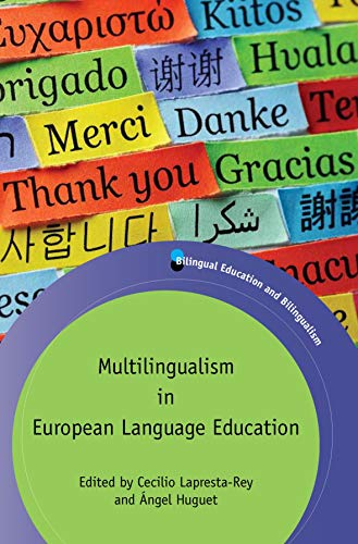 Presentació del llibre Multilingualism in European Language Education, 31 de gener, a les 16 h
