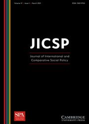 """Esther Albesa Jové publica """"Impact of the economic crisis and contractions within the European long-term care systems"""" a Journal of International and Comparative Social Policy"""