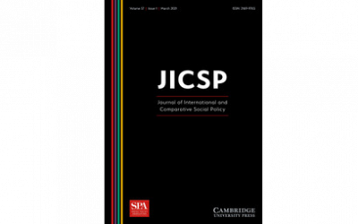 "Esther Albesa Jové publica ""Impact of the economic crisis and contractions within the European long-term care systems"" a Journal of International and Comparative Social Policy"